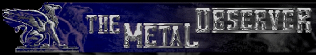 Metal Observer Logo